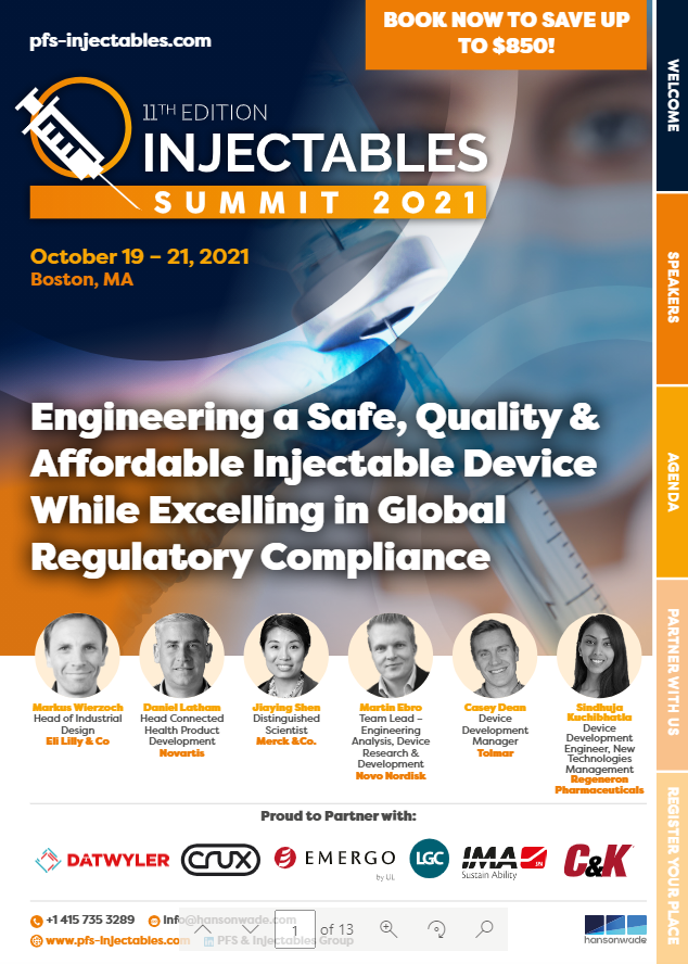 Injectables Cover